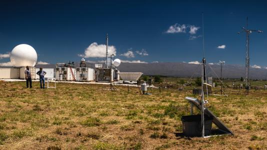The ARM Climate Research Facility