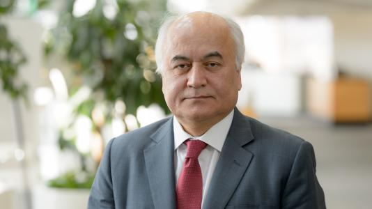 Distinguished Fellow Ali Erdemir was been elected a member of the National Academy of Engineering, for his distinguished contributions to the science and technology of friction, wear and lubrication. (Image by Argonne National Laboratory.)