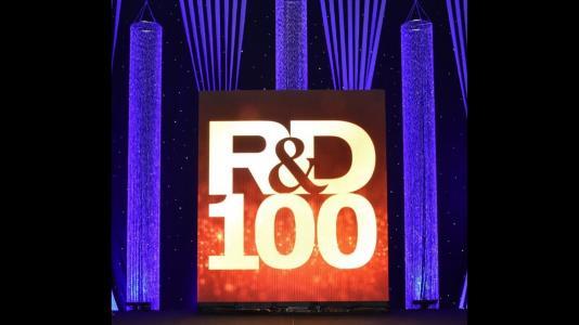 R&D 100 Awards Logo courtesy of R&D Magazine