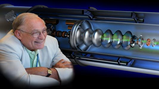 "John M. ""Jack"" Carpenter, an American nuclear engineer who pioneered using accelerator-based pulsed neutrons for scientific research, died on March 10. He was 84. Jack loved cooking and sharing meals with friends, traveling, music and the beauty of numbers in everyday life. (Image by ORNL / Jill Hemman, Genevieve Martin)"