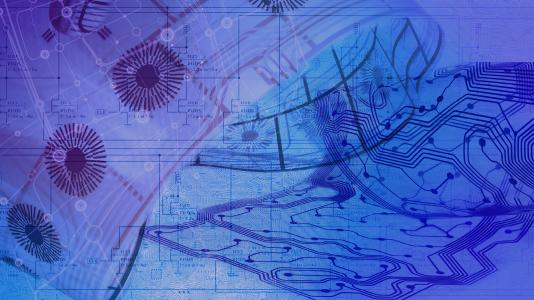 Frontiers in Materials Manufacturing: Materials for Printed Hybrid Electronics banner images