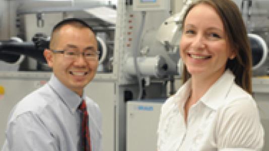 Argonne materials scientists