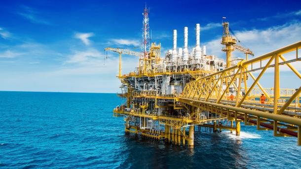 Argonne scientists will apply their expertise in offshore natural gas safety and to the Eastern Mediterranean's Levant Basin. The five-year collaborative project is one of three recent awards given by U.S.-Israel Energy Center. (Image by Shutterstock / Xmentoys.)