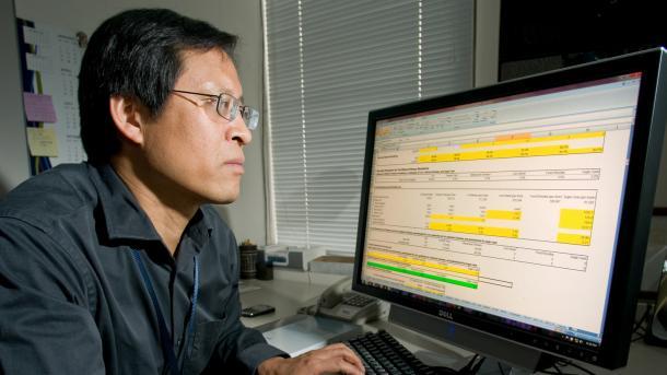 MIchael Wang (Image by Argonne National Laboratory.)