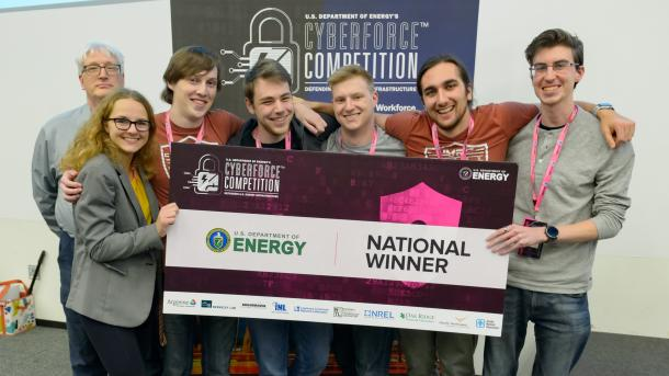 CyberForce Competition National Winners