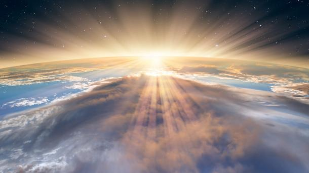 Sunrise (Image by Shutterstock.)