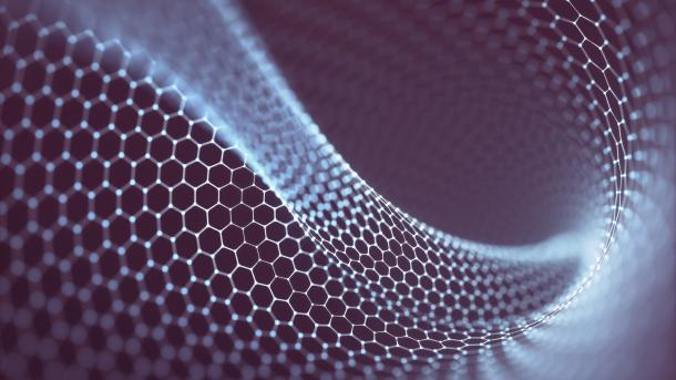 By applying the AI that social networks use to identify people in photos, an Argonne engineer discovered a new way to predict the structure of a material, given its preferred properties. The discovery may help save time and money and allow businesses to use techniques once reserved for supercomputers. (Image by Shutterstock / ktsdesign.)